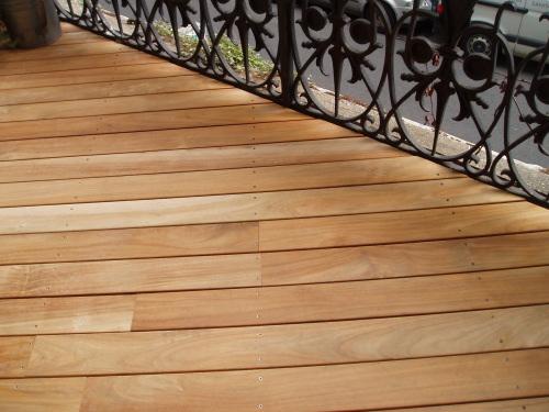 terrasse bois exotique teck balcon nouvelle aquitaine arbao