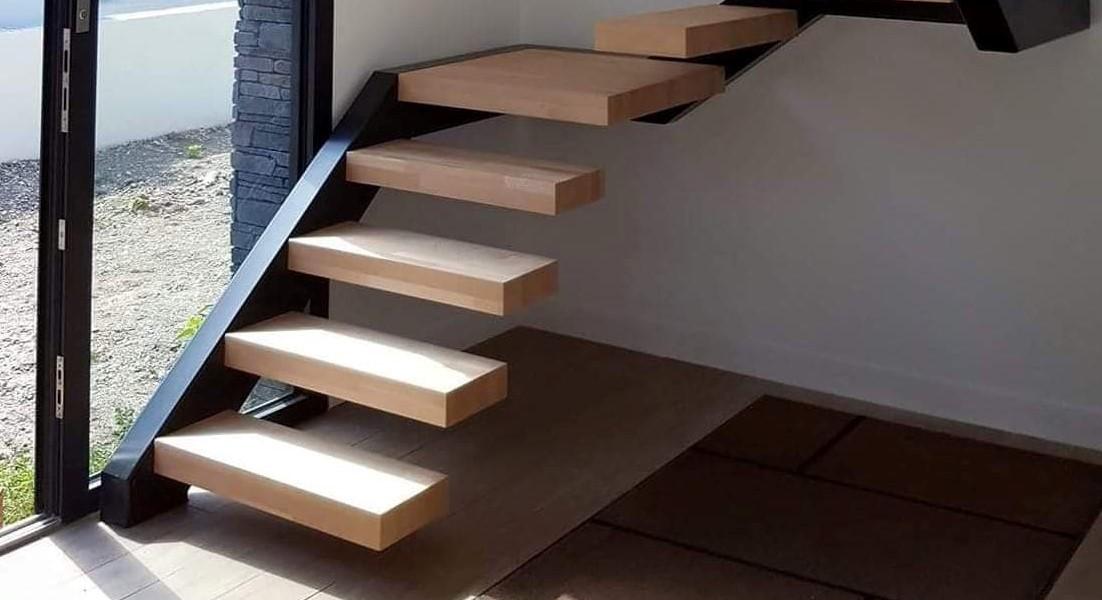 marche escalier chene arbao