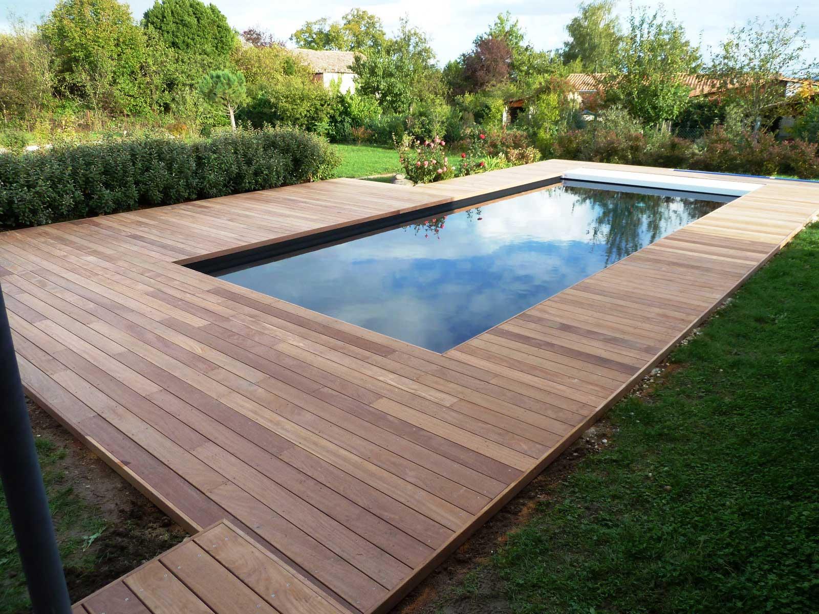 terrasse bois exotique cumaru piscine bordeaux merignac gironde angouleme charente arbao